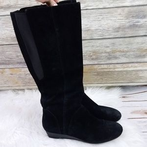 fb9474d4b26 Nine West Shoes | New Suede Boots | Poshmark